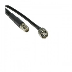ANTENNA CABLE RESERVE MALE TNC TO RESERVE FEMALE SMA 2m LMR 200